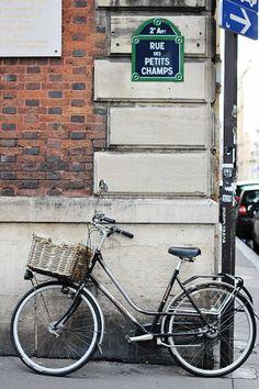 #paris #bike #photo