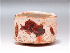 加藤唐九郎 志野茶碗・加藤重高識 高さ約10cm、口径 約12.5cm 2,951,000円
