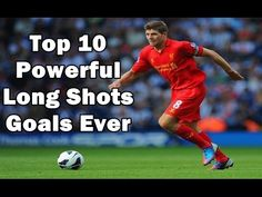 Gerrard, Roberto Carlos, Seedorf, Ibrahimovic and others players kicking strong and long distance are here. Long Shot, Shots, Soccer, Football, Goals, Music, Youtube, Musica, Futbol
