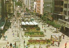 Rua das Flores nos Anos 70