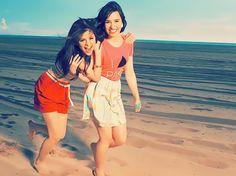 Selena Gomez  and Demi Lovato #friends