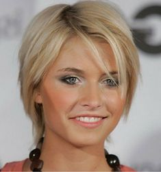 Short Hairstyles for Fine Hair | Gorgeous Hairstyles for Short, Fine Hair - Find your ...