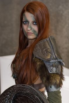 Aela the Huntress (from The Elder Scrolls: Skyrim) | 2014 Sci Fi Expo Saturday
