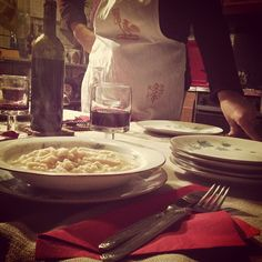 Passatelli and my mom, the great cook - Instagram by @hiniky