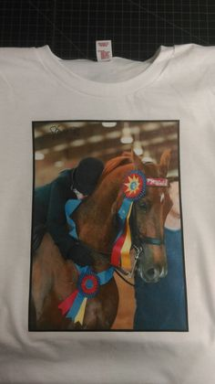 We love great images! They turn out perfect on T-Shirts! #TShirtTime #AmericanRoyal