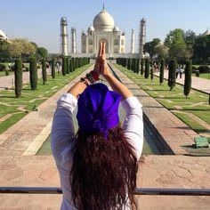 #Iloveindia #tajmahal #agra  #SoySaludableenIndia #dia5 by soysaludable