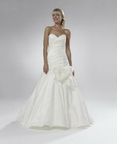 Dilys - Bridal Gown by Lis Simon (shown in Ivory)
