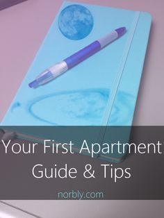 Moving out from your parents house for the first time? Your first apartment tips & guide.