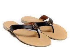 My favorite flip flops from Tory Burch!