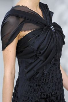 Chanel | Spring 2008 Couture Collection |