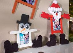 Weihnachtsfiguren mit Kindern basteln - Pixum