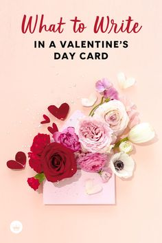 Stuck on what to write in a valentines card? Try these Valentine's Day messages and ideas from Hallmark card writers! Includes 50+ Valentine wishes. Valentines Day Messages, Valentines Day Wishes, Be My Valentine, Card Writer, Thinking Of You Today, Hallmark Cards, Festival Lights, Kwanzaa, Writing Tips