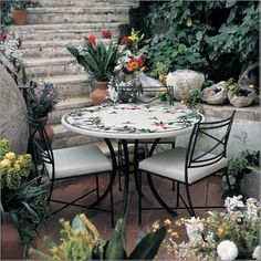 If you want something classic looking and unique, look out for some beautiful bistro tables and chairs to put in your garden for an impromptu picnic. These are traditionally French in style mostly made of iron frame topped with a…Read more Outdoor Mosaic Bistro Tables for a Perfect Picnic at Your Home Garden ›