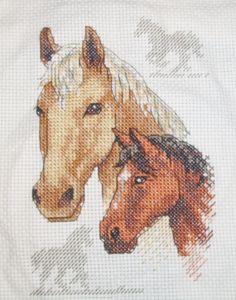 Stitched by Carol Goff-Reese Cross Stitch Horse, Cross Stitch Alphabet, Cross Stitch Animals, Counted Cross Stitch Kits, Cross Stitch Embroidery, Cross Stitch Patterns, Horse Pattern, Pixel Art, Horses
