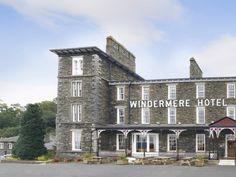 Windermere Hotel In Shearings Breaks Lake District National Park