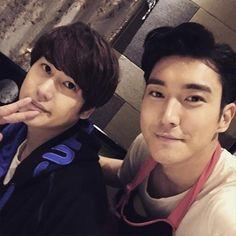 Super Junior / Kyuhyun &Siwon