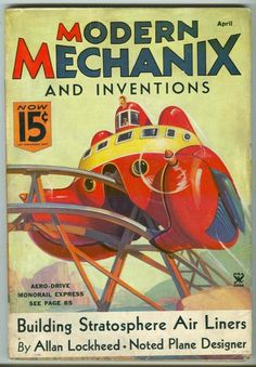 Modern Mechanix 1935-04