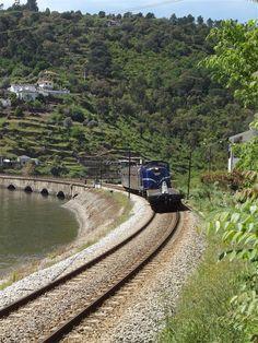 """As mais belas linhas de comboio portuguesas no """"Google Street View"""" - JN"""