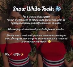 M 🌻 Healthy, white teeth are a very important element in human aesthetics. The whitening procedure f Girl Life Hacks, Girls Life, Face Care, Body Care, Beauty Care, Beauty Hacks, Diy Beauty, Beauty Ideas, Face Beauty