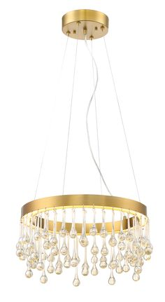 Designers Fountain Lucienne Pendant