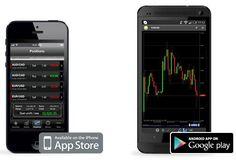 FxPro est heureux de vous annoncer la sortie de sa toute nouvelle application FxPro MT4 pour appareils iPhone et Android.