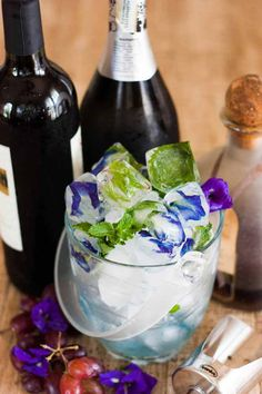 Creative DIY Ice Cubes | Amazing DIY Beach Party Ideas