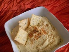 Hummus is among us! And it is darn good too! A homemade hummus recipe that is simple, fresh, delicious, and quick to make; Probably cheaper to make too!  http://blendhappy.com/recipe/homemade-hummus-recipe/