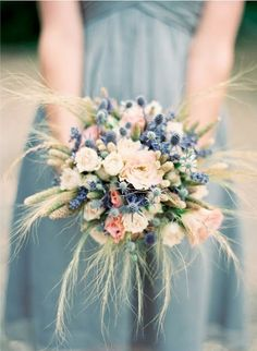 """Can a bouquet go into a """"my style"""" catagory? Sure...why not. :D"""