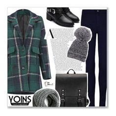 """yoins 5"" by myduza-and-koteczka on Polyvore featuring yoins, yoinscollection, loveyoins i moda"