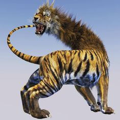 Benson Njenga 3d Illustrations, Creature Design, Big Cats, Modeling, Concept Art, Creatures, Characters, Animation, Animals