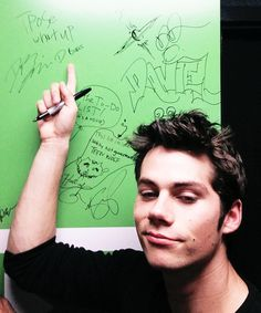 Dylan O'Brien Daily