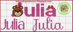 Priscila Junqueira Ponto Cruz: Nomes