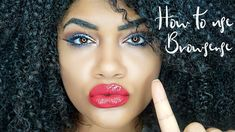 How to get the perfect brow using Browsense - YouTube