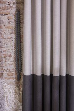 Upcycling | Stof Reflex is 50% gerecycled, verduisterend en warmte- en kouisolerend #curtains #Gardinen #Vorhänge