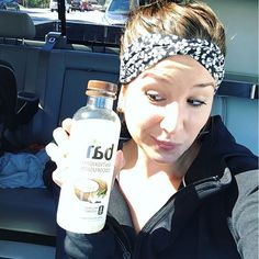 Heck yes! 🙌🏽 . @drinkbai Molokai Coconut is delicious!! . Sometimes I just need something besides water and this is a super tasty alternative! . Now I just need a beach, some waves, and an umbrella because I feel like I'm sipping a piña colada! 🍍 . With way less sugar and calories, this is an almost guilt-free option!