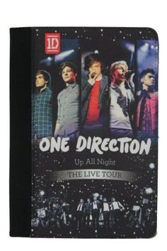 One Direction Gifts, I Love One Direction, Night Live, Computer Accessories, Ipad Mini, Leather Case, Computers, First Love, Tours