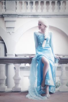 Elsa (Frozen) Cosplay by Matteo Kutufa on 500px