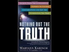 "Maryann Karinch author ""Nothing But The Truth"" on ""Book Talk Radio"""
