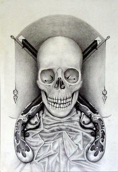 Guns n Skull