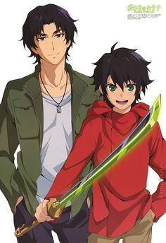 Yuu Owari no Seraph This is cute. Fanarts Anime, Manga Anime, Anime Art, Anime Boys, Mika Y Yuu, Desenhos Love, Mikaela Hyakuya, Natsume Yuujinchou, Seraph Of The End