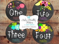 Monthly Baby Stickers,Baby Monthly Stickers,Baby Stickers,Baby Age Stickers,Monthly Stickers,Baby Milestone Stickers,Month by Month Stickers by blueeyesdesigns27 on Etsy https://www.etsy.com/listing/186495430/monthly-baby-stickersbaby-monthly