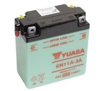 Yuasa 6N11A-3A Motorcycle Batteries