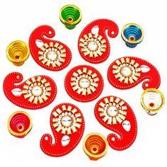 Diwali Decoration Items - Online Diwali Decorative For Sale Diwali Gift Hampers, Send Birthday Gifts, Diwali Decoration Items, Acrylic Rangoli, Diwali Festival, Diwali Gifts, Gift Certificates, Handicraft, Valentine Gifts