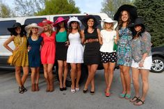 Joanne Barken of @The Bach gives tips on the perfect Kentucky Derby bachelorette party to @BridalGuide