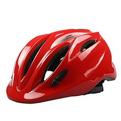 Prosshop Children Infant Helmet Mini Ultralight Bicycle Secure & Safety Headguard Adjustable Baby Kids Bike Protective Harnesses Cap for Outdoor/Indoor with Light Red -- Read more reviews of the product by visiting the link on the image.