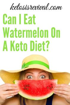 If you're wondering you can eat watermelon on a low carb diet, here is the answer! Find out all you need to know about eating watermelon while on a keto diet. See it here!  #ketosis #ketodiet #watermelon #lowcarbdiet Eating Watermelon, Keto Shopping List, Can I Eat, Low Carb Diet, Health Advice, Diet Tips, Canning, Fruit, Food