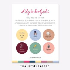 60 best doljanchi korean first birthday images on pinterest doljabi board korean first birthday custom girl or boy custom korean dol doljanchi doljabi printable digital file diy filmwisefo