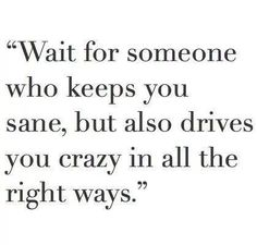 Wait for someone