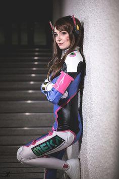 D.Va Cosplay by WhiteSpringPro.deviantart.com on @DeviantArt - More at https://pinterest.com/supergirlsart #dva #overwatch #cosplay #girl #cosplaygirl
