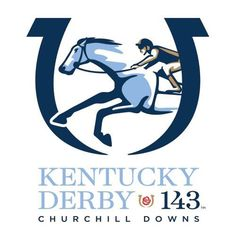 """Churchill Downs Racetrack unveiled the official logos for the Kentucky Derby and Kentucky Oaks 143 between races on Saturday's """"Downs After Dark"""" nighttime racing event. The logos were designed by SME, a New York-based marketing agency that has developed the official Derby and Oaks marks since 2007. The running of the 143nd Longines Kentucky Oaks …"""